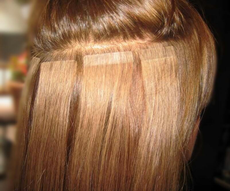 Extensii De Păr Natural Academia De înfrumusețare
